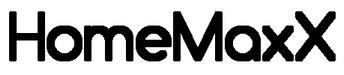 HomeMaxX.nl Logo